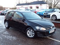 2014 VOLKSWAGEN GOLF 1.6 BLUEMOTION TDI 3d 108 BHP £8990.00