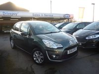 USED 2011 61 CITROEN C3 1.4 VTR PLUS 5d 72 BHP NEED FINANCE? WE STRIVE FOR 94% ACCEPTANCE
