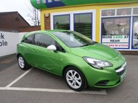USED 2015 64 VAUXHALL CORSA 1.4 STING ECOFLEX 3d 89 BHP 12 MONTHS MOT... 6 MONTHS WARRANTY.. FINANCE AVAILABLE
