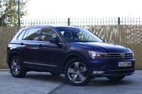 2017 VOLKSWAGEN TIGUAN 2.0 SEL TDI BMT 4MOTION DSG 5d AUTO 188 BHP £SOLD