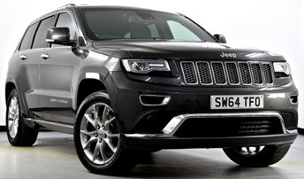 2015 JEEP GRAND CHEROKEE 3.0 CRD Summit 4x4 5dr Auto £26750.00