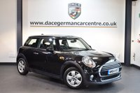 USED 2015 64 MINI HATCH COOPER 1.5 COOPER 3DR 134 BHP + FULL SERVICE HISTORY + 1 OWNER FROM NEW + BLUETOOTH + SPORT SEATS + DAB RADIO + 15 INCH ALLOY WHEELS +