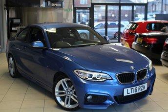 2016 BMW 2 SERIES}