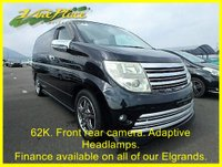 2004 NISSAN ELGRAND Rider Autec 3.5 Automatic 8 Seats Full Leather £7500.00