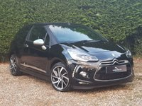 2014 CITROEN DS3 1.6 DSPORT PLUS 3d 155 BHP £7990.00