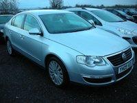 2009 VOLKSWAGEN PASSAT VW 2.0 HIGHLINE TDI DSG 4d AUTO 138 BHP £SOLD