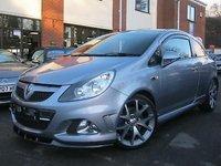 USED 2008 58 VAUXHALL CORSA 2008 58-Reg Vauxhall Corsa VXR,1 OWNER,GEN 6000 MILES!!! YES 6000 MILES!!!!!!