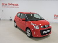USED 2016 65 CITROEN C1 1.0 FEEL 5d 68 BHP