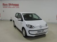 USED 2015 65 VOLKSWAGEN UP 1.0 MOVE UP 5d 59 BHP