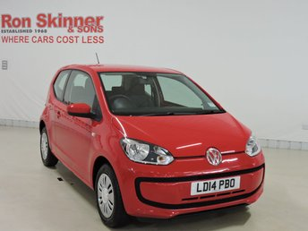 2014 VOLKSWAGEN UP}