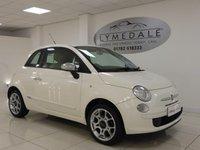 2009 FIAT 500 1.2 POP 3d 69 BHP £3990.00