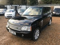 USED 2007 57 LAND ROVER RANGE ROVER 3.6 TDV8 VOGUE 5d AUTO 272 BHP