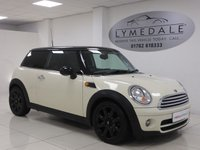 2009 MINI HATCH COOPER 1.6 COOPER D 3d 108 BHP £4290.00