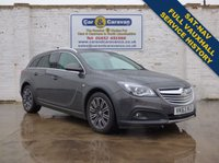 USED 2014 63 VAUXHALL INSIGNIA 2.0 COUNTRY TOURER NAV CDTI S/S 5d 160 BHP Full Vauxhall History SAT-NAV 0% Deposit Finance Available