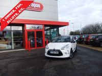2014 CITROEN DS3 1.6 E-HDI DSTYLE PLUS 3d 90 BHP £8595.00