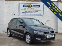 USED 2011 61 VOLKSWAGEN POLO 1.4 MATCH DSG 5d AUTO 83 BHP One Owner Full VW History 0% Deposit Finance Available