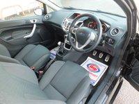USED 2012 61 FORD FIESTA 1.6 ZETEC S TDCI 3d 94 BHP