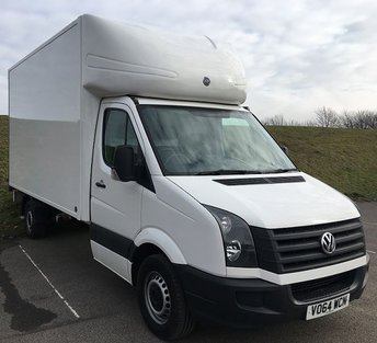 VOLKSWAGEN CRAFTER at Carworld
