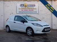 USED 2012 62 FORD FIESTA 1.4 TDCI 1d 69 BHP 68+MPG Multifunction Wheel+VAT 0% Deposit Finance Available