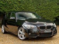 2014 BMW 1 SERIES 2.0 116D M SPORT 5d AUTO 114 BHP £11750.00