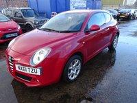 2011 ALFA ROMEO MITO 1.4 8V SPRINT 3d 78 BHP £4595.00