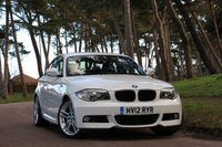 2012 BMW 1 SERIES 3.0 125i M SPORT COUPE £11990.00