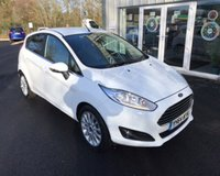 USED 2014 64 FORD FIESTA 1.0 TITANIUM X ECOBOOST (125PS) THIS VEHICLE IS AT SITE 1 - TO VIEW CALL US ON 01903 892224