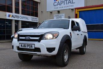 2011 FORD RANGER 2.5 XL 4X4 DCB TDCI 5d 143 BHP LWB REAR TOW FITTED £5490.00