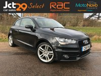 USED 2011 11 AUDI A1 1.6 TDI S LINE 3d 103 BHP Sat-Nav & Bose Surround Sound!