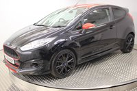 USED 2015 65 FORD FIESTA 1.0 ZETEC S BLACK EDITION 3d 139 BHP