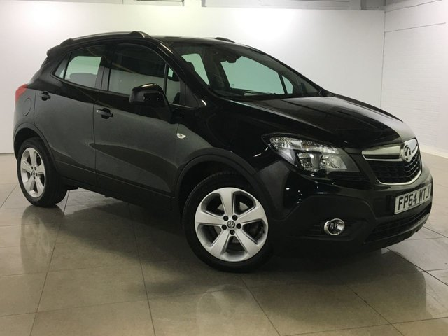 View our 2014 64 VAUXHALL MOKKA 1.7 EXCLUSIV CDTI S/S 5d 128 BHP
