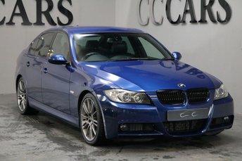 2005 BMW 3 SERIES 3.0 330D M SPORT 4d 228 BHP £5495.00