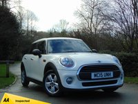 USED 2015 15 MINI HATCH ONE 1.2 ONE 5d 101 BHP * 128 POINT AA INSPECTED *