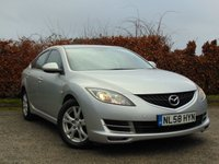 USED 2008 58 MAZDA 6 2.0 D TS 5d ****NATIONWIDE DELIVERY AVAILABLE****