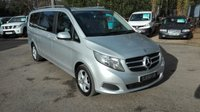 USED 2015 15 MERCEDES-BENZ V CLASS 2.1 V250 BLUETEC SE 5d AUTO 8 SEAT EXTRA LONG 360 Cameras, Electric Side Doors, Heated Front Seats