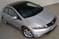 2011 HONDA CIVIC 1.8 I-VTEC ES 5d 138 BHP £5990.00