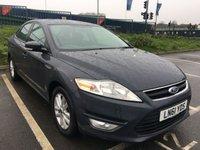 2011 FORD MONDEO 2.0 ZETEC TDCI 5d AUTO 138 BHP £3995.00