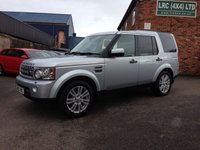 USED 2010 60 LAND ROVER DISCOVERY 3.0 4 TDV6 HSE 5d AUTO 245 BHP Very clean Discovery 4