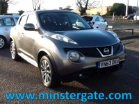 2013 NISSAN JUKE 1.5 TEKNA DCI 5d 110 BHP * TOP SPEC, £20 TAX * £7990.00