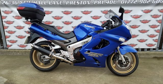2005 54 KAWASAKI ZZR 1200 ZX1200 Sports Tourer