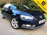 USED 2011 61 VOLKSWAGEN PASSAT 2.0 SPORT TDI BLUEMOTION TECHNOLOGY 5d 168 BHP