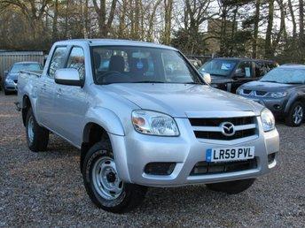 2009 MAZDA BT-50 2.5 4X4 DOUBLE CAB TS 1d 141 BHP £5750.00