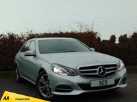 USED 2014 64 MERCEDES-BENZ E CLASS 2.1 E220 CDI SE 4d AUTOMATIC * 128 POINT AA INSPECTED *