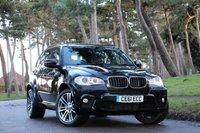 2011 BMW X5 3.0 XDRIVE40D M SPORT 5d AUTO 302 BHP £22495.00