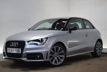 2014 AUDI A1 1.6 TDI S LINE STYLE EDITION 3d 103 BHP £12690.00