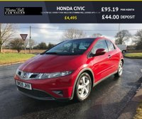 USED 2009 59 HONDA CIVIC 2.2 I-CTDI SE 5 DOOR 77000 MILES FSH STUNNING WELL LOOKED AFTER CAR