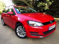 2014 VOLKSWAGEN GOLF 1.6 SE TDI BLUEMOTION TECHNOLOGY 5d 103 BHP £7490.00