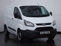 USED 2015 65 FORD TRANSIT CUSTOM 2.2 290 LR P/V 1d 99 BHP LOCATED AT OUR NEW VAN SITE, PLEASE CALL IN ADVANCE, WE HAVE ACCESS TO OVER 2500 VANS AT ANY ONE TIME, PLEASE CALL WITH YOUR REQUIREMENTS.