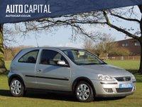 2005 VAUXHALL CORSA 1.2 SXI 16V TWINPORT 3d 80 BHP £1499.00