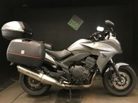 2012 HONDA CBF 1000 FA-C. 11k. FSH. NEW SHAPE. LUGGAGE. ABS. TIDY BIKE  £4750.00